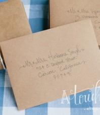 25 Hand Addressed Envelopes for All Events